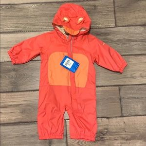 Columbia Infant Rain Suit